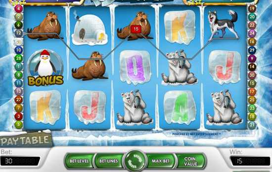 Icy Wonders slot play for free