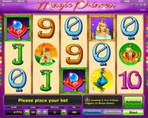 Magic Princess slot