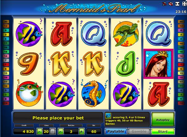 Spiele MermaidS Pearl - Video Slots Online