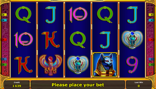 Cleopatra's Choice slot