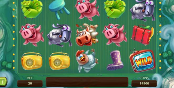 Tornado Farm Escape slot