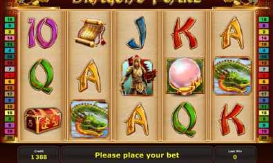 New Novmatic slot machine