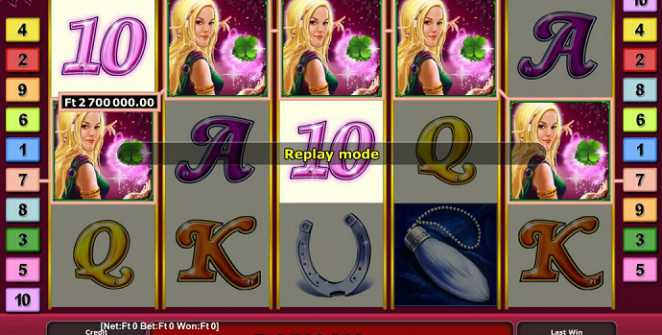 Big win on Lucky Lady's Charm Deluxe slot machine