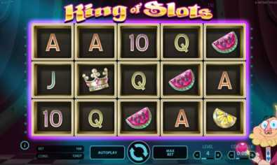 King of Slots by NtEnt