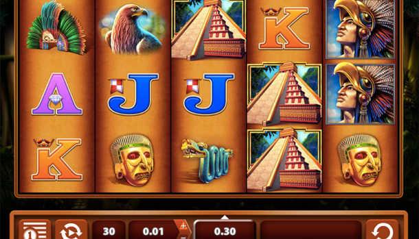 Montezuma slot with real money