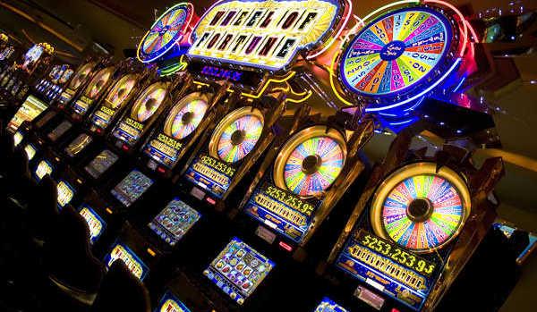 Jackpot Wheel of Fortune slot