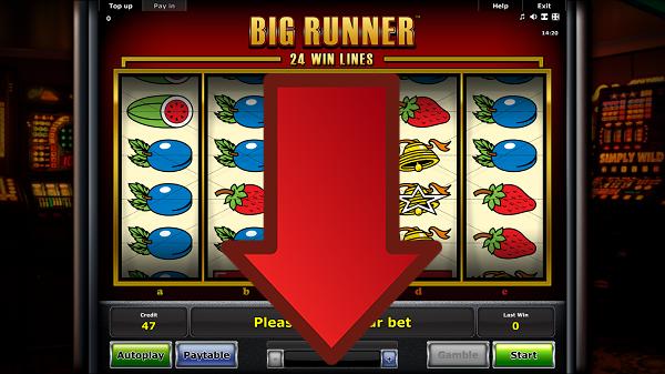 Big Runner slot machine