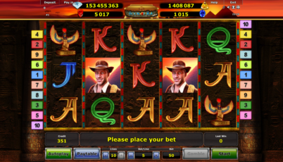 Book of Ra Deluxe Jackpot Edition online