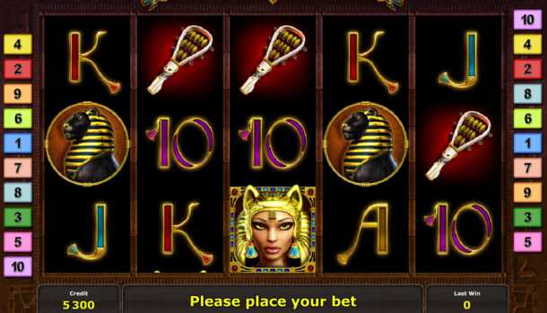 Dynasty of Ra slot machine