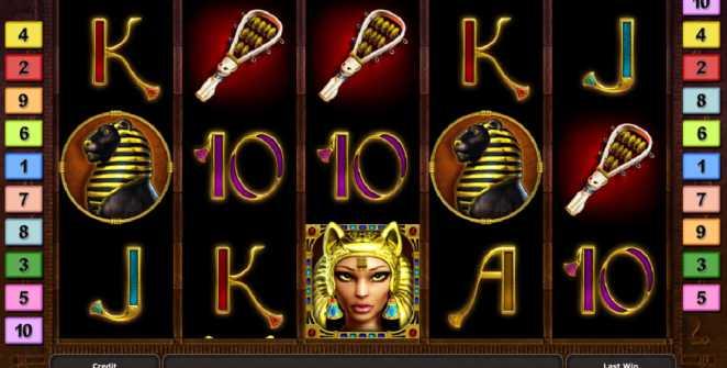 Dynasty of Ra slot machine