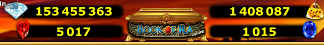 How to win Book of Ra Deluxe Jackpot slot machine?