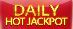 Daily Jackpots on Three Musketeers slot machine